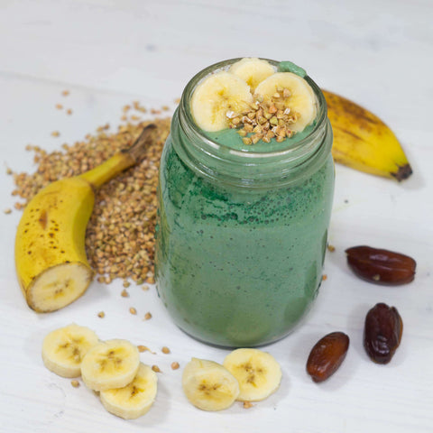 Buchweizen Green Smoothie