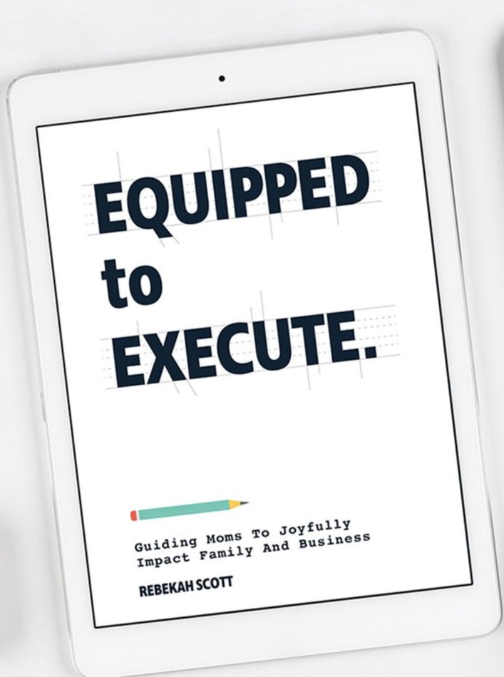 Equipped to Execute eBook