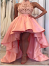 High Low Long Prom Dress LBQ1529