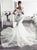 Long Sleeves Sweep Train White Wedding Dresses
