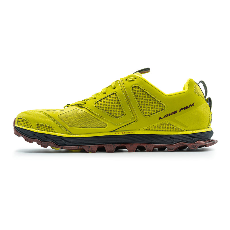 MEN'S LONE PEAK 4.5 - LIME RED