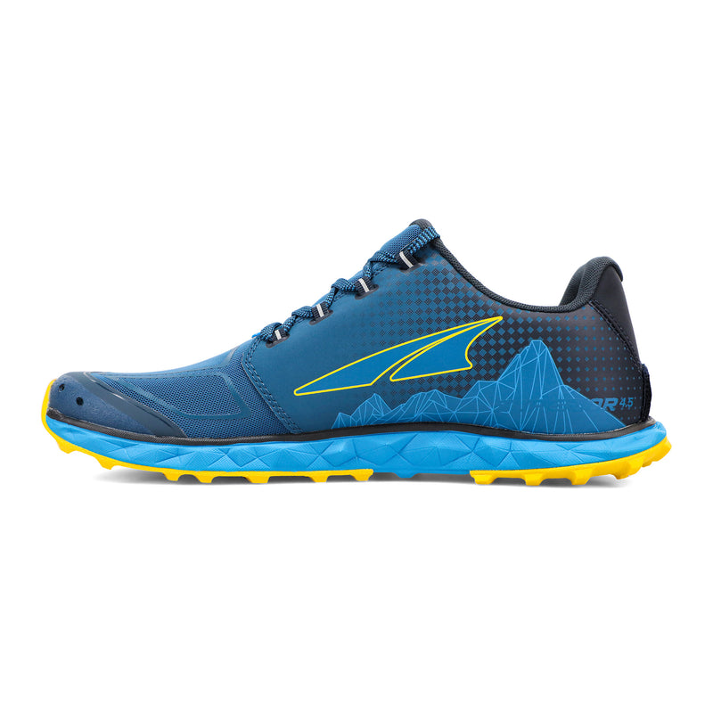 MEN'S SUPERIOR 4.5 BLUE/YELLOW