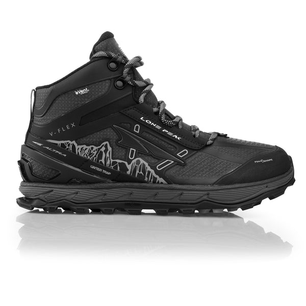 WOMEN'S LONE PEAK 4 MID RSM - BLACK