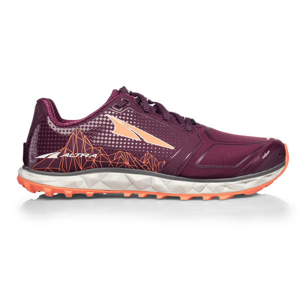 WOMEN'S SUPERIOR 4 - PLUM