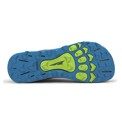 MEN'S LONE PEAK 5 - BLUE/LIME