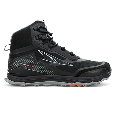 MEN'S LONE PEAK ALL-WEATHER MID - BLACK