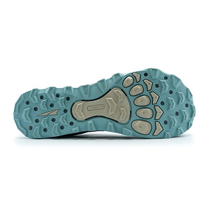WOMEN'S LONE PEAK 4.5 - GREY LIGHT BLUE
