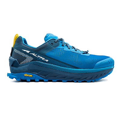 MEN'S OLYMPUS 4 - BLUE/YELLOW