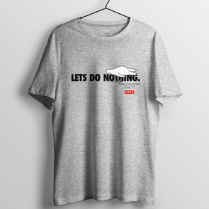 Mr.Donothing Let's Donothing 系列 T-shirt 02(黑/白/灰)