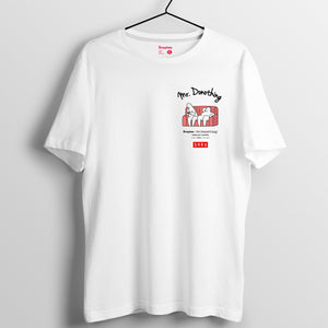 Mr.Donothing Let's Donothing 系列 T-shirt 17(黑/白/灰)
