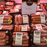 LOW FAT sausages 2 mixed packs