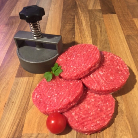 4x160g  Steak Burgers SYN FREE