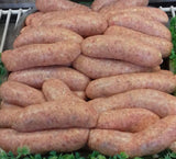 2.5 kg bag GOLD award pork sausage