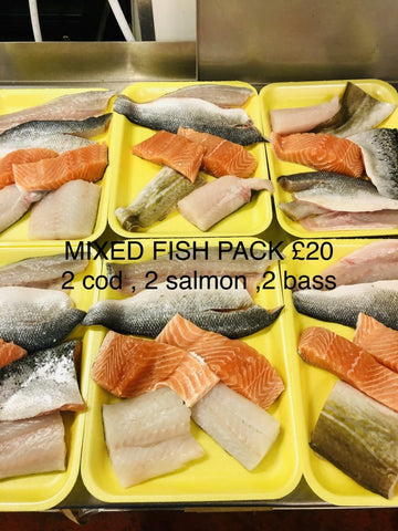 Fresh Fish Pack