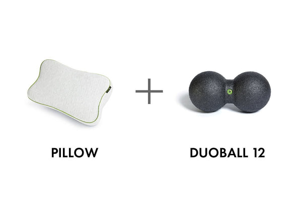 BLACKROLL® PILLOW/DUOBALL SET