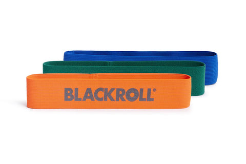BLACKROLL® LOOP BAND SET 3 - Fitnessbanden Set