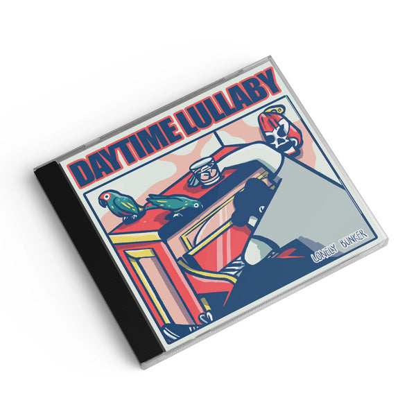 Lonely Bunker - Daytime Lullaby CD