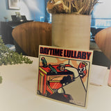 Signed, Handwritten Lyrics on Daytime Lullaby Postcard (Up to 30 Words)