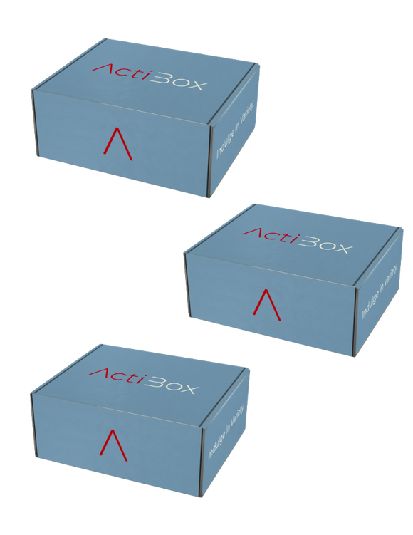 ActiBox 3 Month Pre-Pay