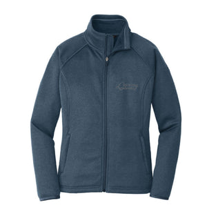 LADIES The North Face® CANYON FLATS FLEECE JACKET