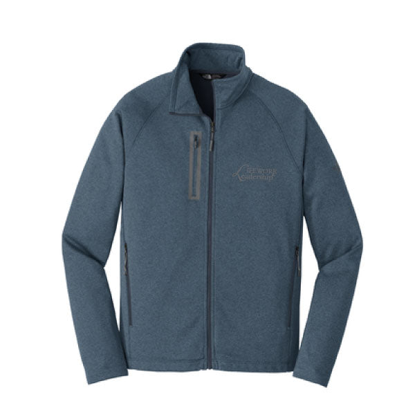 MENS The North Face® CANYON FLATS FLEECE JACKET