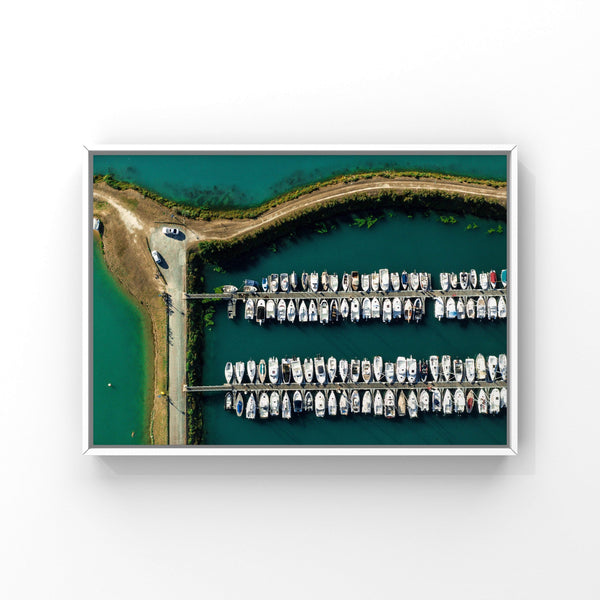 ILE DE RE 0239 TOMY TONIO Photographie Tableau Poster