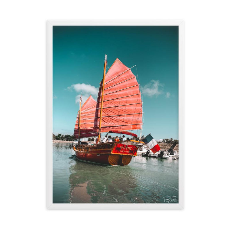 ILE DE RE 4146 TOMY TONIO Photographie Tableau Poster