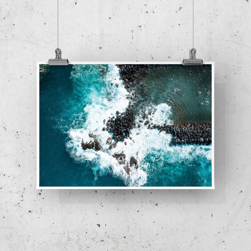 MADERE 0074 TOMY TONIO Photographie Tableau Poster