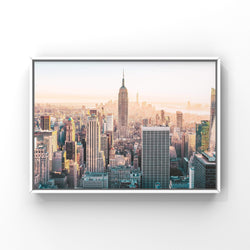 NEW YORK 0483 TOMY TONIO Photographie Tableau Poster