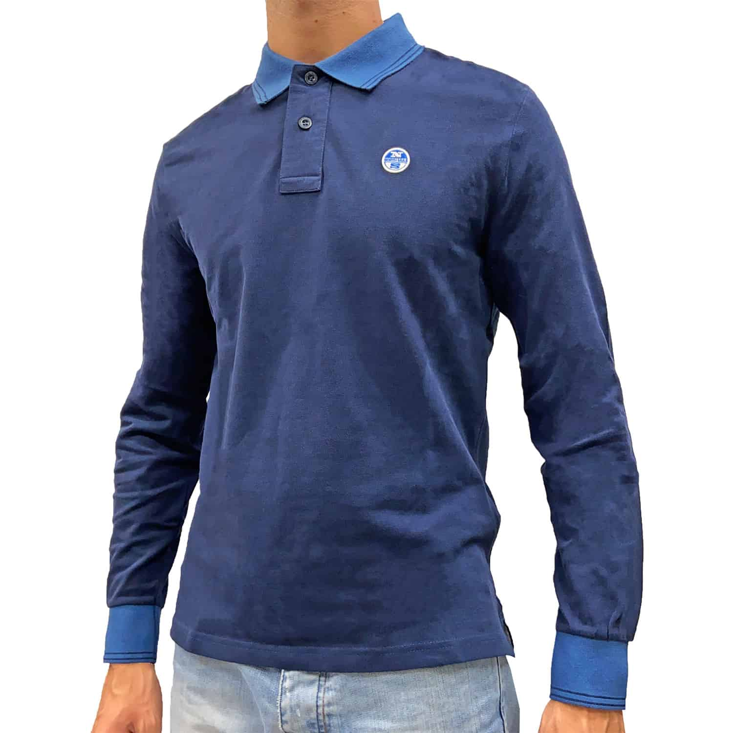 Polo M.Lunghe Uomo NORTH SAILS