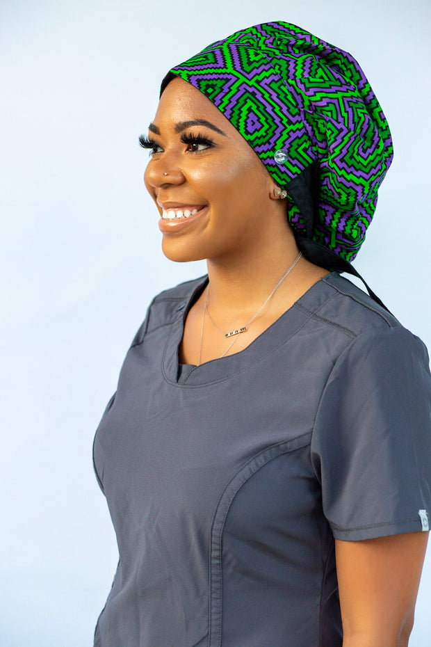 Tariro Scrub Cap - Fall Collection