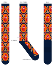 Kimbia Compression Socks - Fall Collection