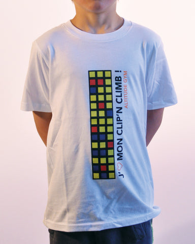 Clip'n Climb Skyscraper T-shirt - Child