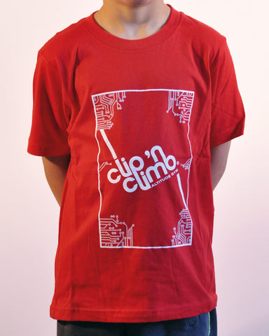 Clip'n climb T-shirt - Child