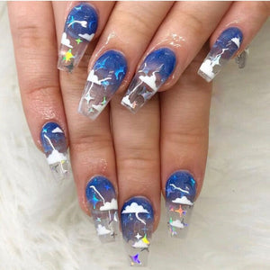 Designer Nails, Nail Art, Press On Nails, Fake Nails,Glue On Nails, Designer Nails Art