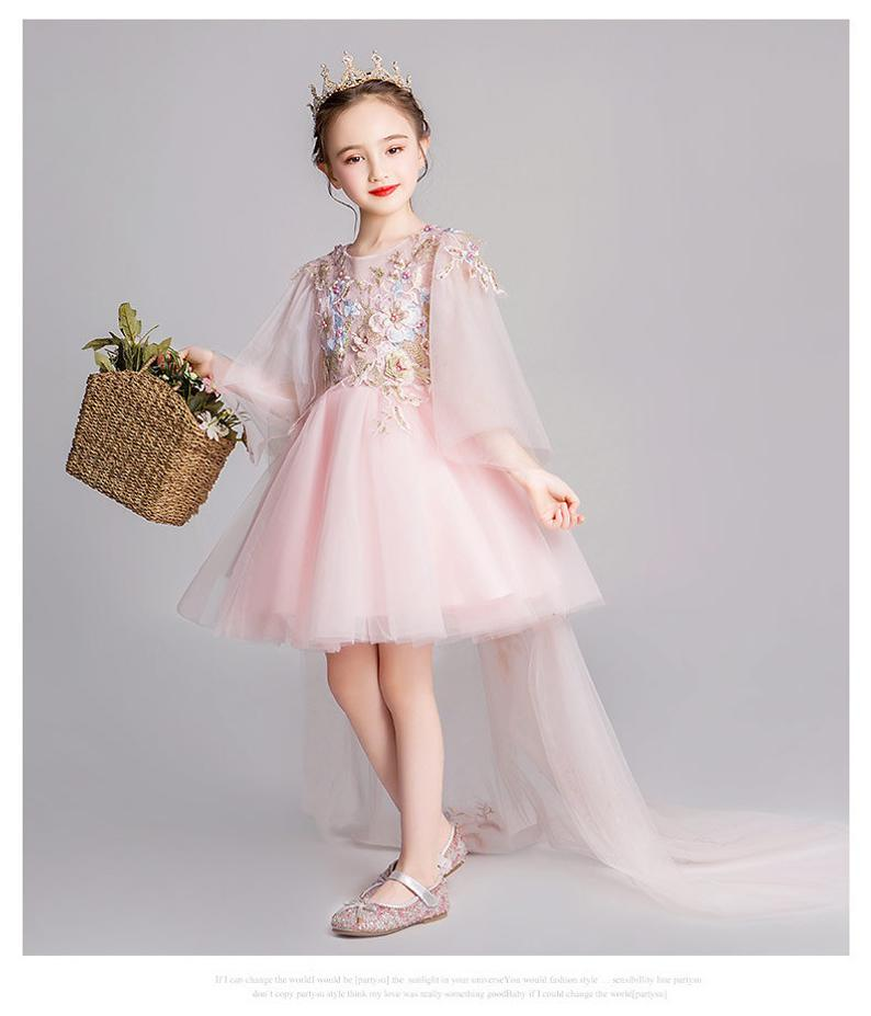 Girl Dress, Gift Birthday Dress, Flower Girl Dress, Toddler Dress