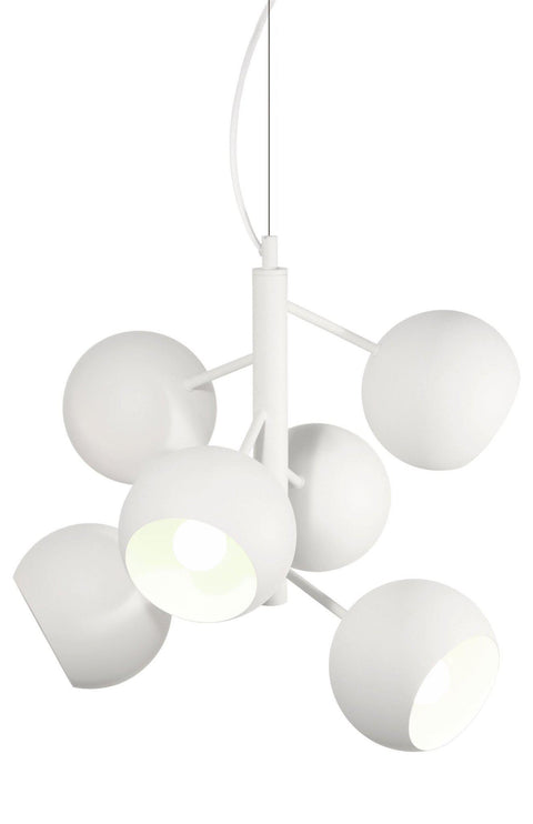 Globen Lighting Rondo taklampa vit - Interior 55