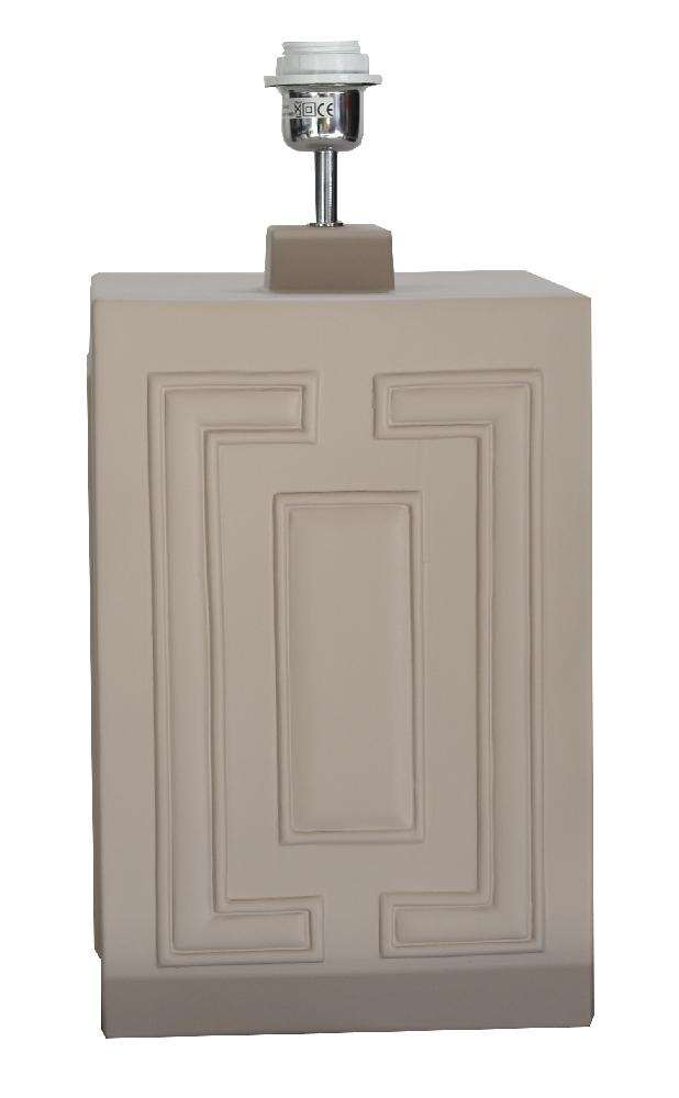Hallbergs Stucco bordslampa greige-Interior 55