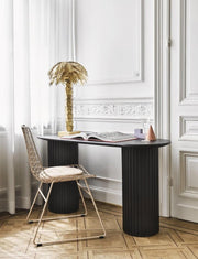 HKliving Pillar sideboard svart-Interior 55