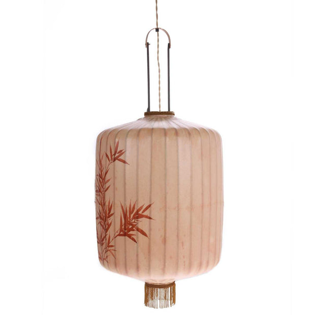 HKliving traditionell lanterna XL nude/rosa-Interior 55