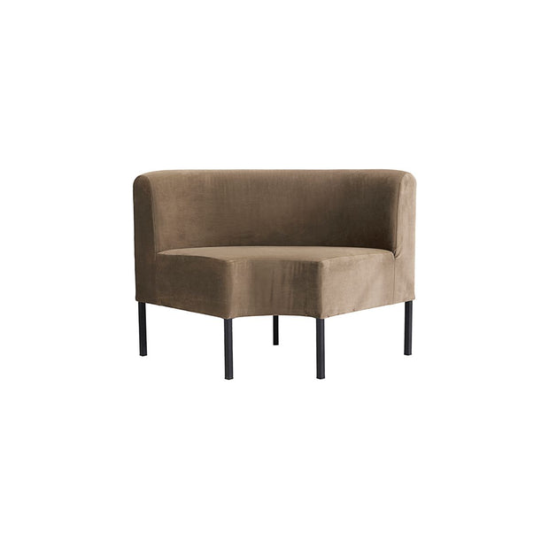 House Doctor Soffa Corner Seater sand-Interior 55