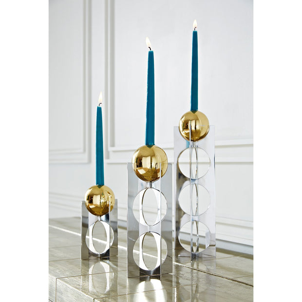 Jonathan Adler Berlin Candle Holder - Short-Interior 55
