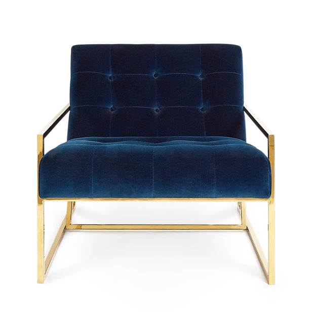 Jonathan Adler goldfinger lounge chair-Interior 55