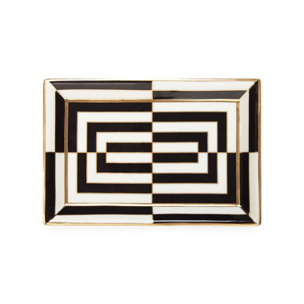 Jonathan Adler Op Art Rectangle Tray - Interior 55