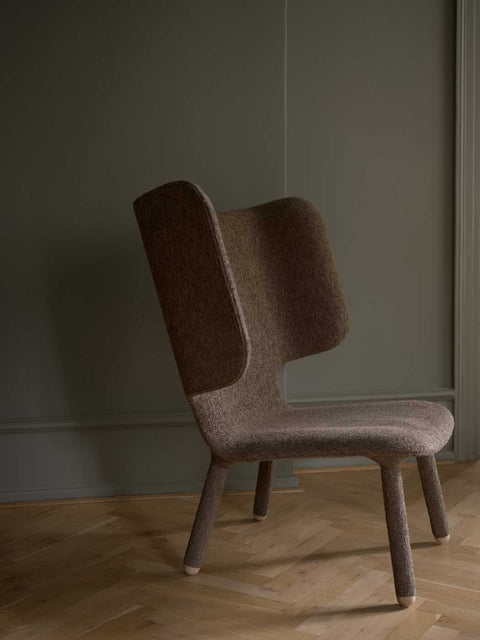New works Tembo lounge chair kategori C