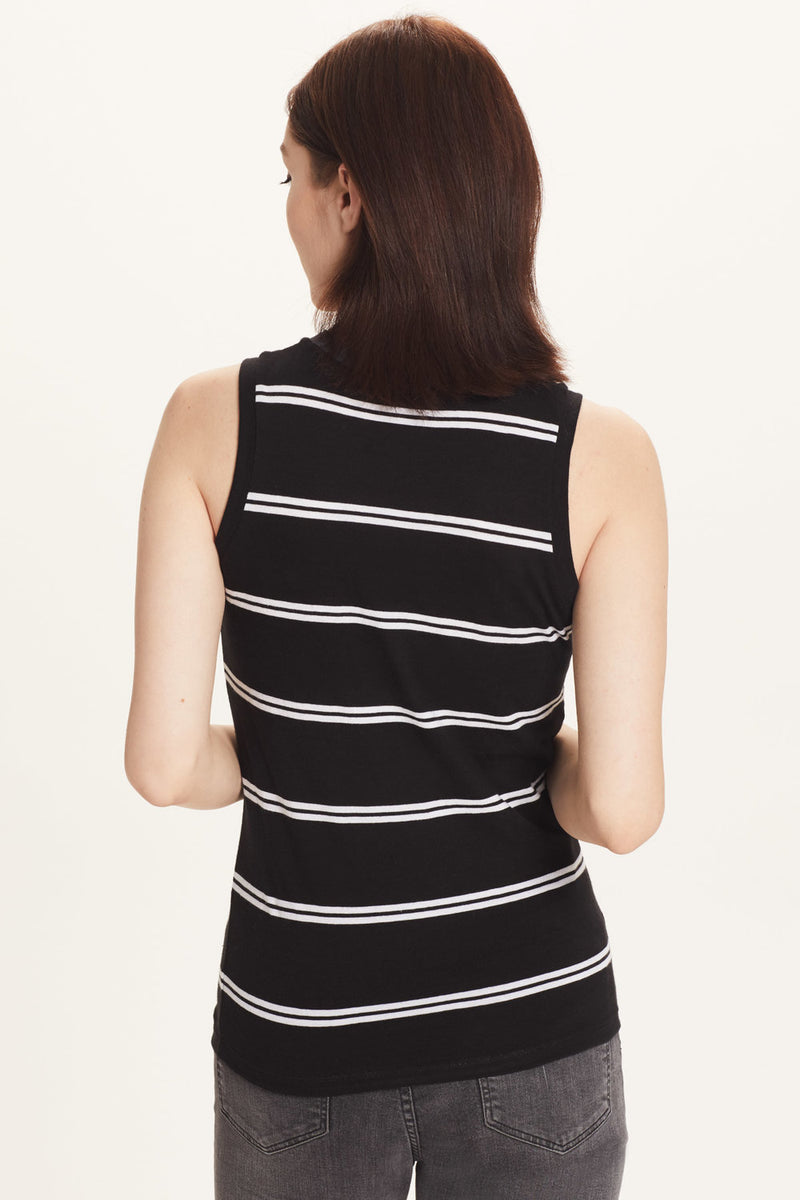Engineer Stripe Tank - Goldie