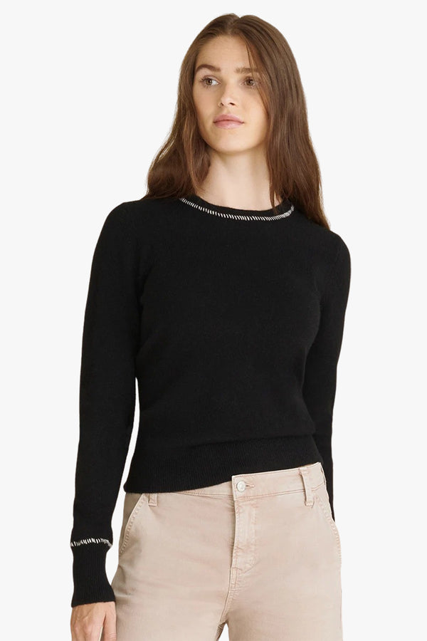 Zalga Cashmere Sweater - Goldie