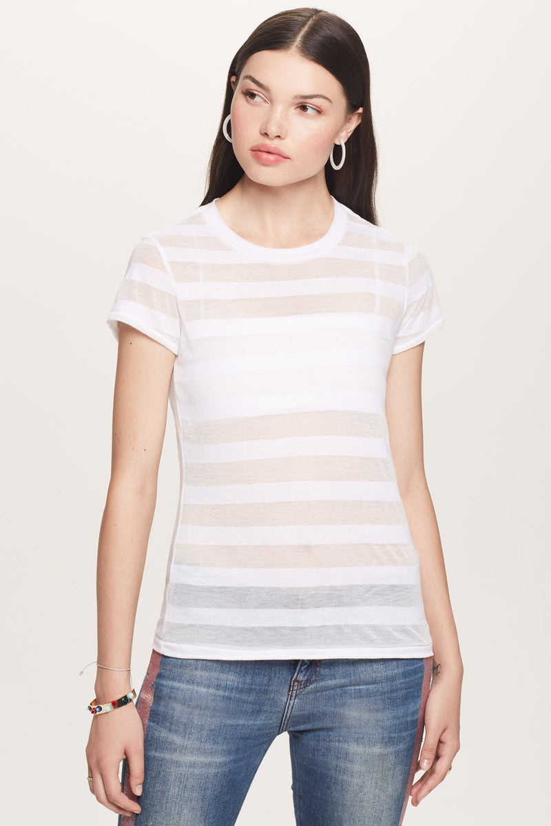 Shadow Stripe Classic Tee