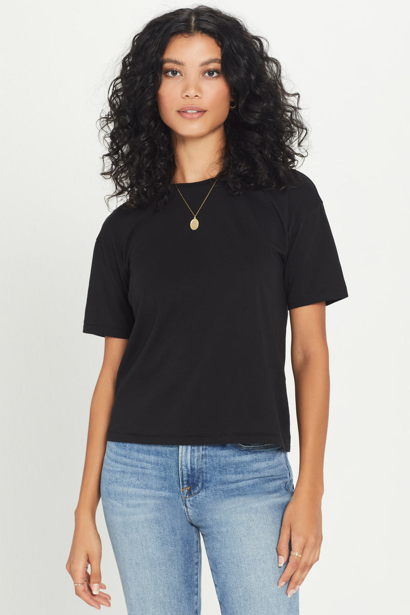 Classic Jersey Drop Sleeve Tee - Goldie
