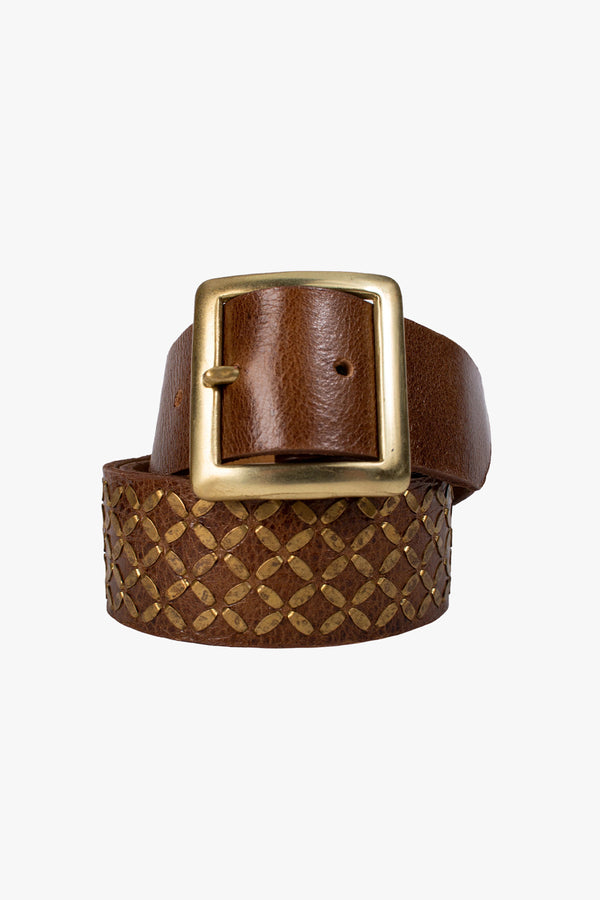 "Fresca 1.5"" Belt - Goldie"